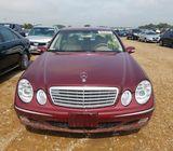 2003 MERCEDES-BENZ E 500,.,.... FOR SALE CALL...07045512391