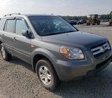 2008 HONDA PILOT VP  AVAILABLE FOR SALE CALL 07045512391
