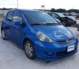 2008 HONDA FIT SPORT  FOR SALE CALL 07045512391