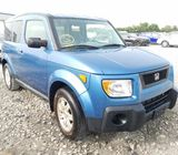 2005 HONDA ELEMENT EX AVAILABLE  FOR SALE CALL 07045512391