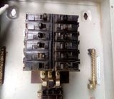 3 phase distribution board with circuit breakers 08123055660