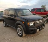 2008 HONDA ELEMENT LX   AVAILABLE FOR SALE  CALL 07045512391