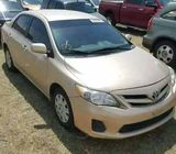 very clean Toyota corolla for auction sales