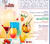 Drinks catering service
