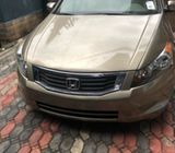 Foreign used 2010 Honda Accord Sparkling Gold