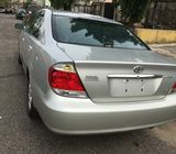 Foreign used 2005 Toyota Camry