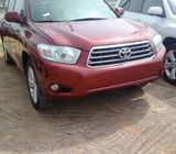 Direct Toks Red 2010 Toyota Highlander