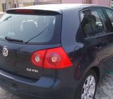 Foreign Used 2008 Volkswagen Golf5