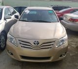 Foreign Used 2010 Gold color Toyota Camry