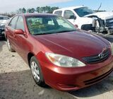 VERY CLEAN TOYOTA CAMRY 2004 FOR SALE AT AUCTION CALL 09060118688