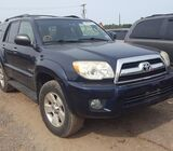 TOYOTA 4RUNNER 2007 FOR SALE CALL 09060118688 FOR YOUR ODER