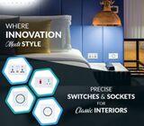 Precise Lighting: Buy Indoor Switches & Sockets Online In Nigeria