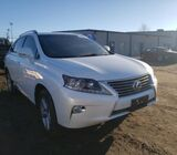 LEXUS RX-350  FOR SALE AT AUCTION PRICE CALL 09060118688