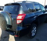 VERY CLEAN TOYOTA RAV4 2011 FOR SALE AT AUCTION CALL 09060118688