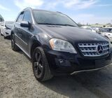 MERCEDES ML-350 2010 FOR SALE CALL 09060118688