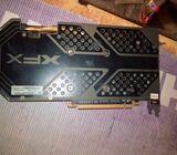 Graphics card Model : AMD RX 570 8GB