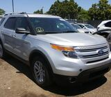 FORD EXPLORER FOR SALE INTERESTED BUYER SHOULD KINDLY CONTACT 09060118688