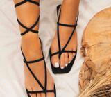 Long Strap sandals for Ladies