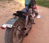 Yamaha power bike 250cc