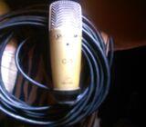 beringer c3  studio microphone for digital recording
