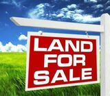 3½ plots of land for sale