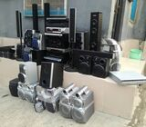 Used Speakers and woofers