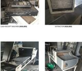 Used Bakery Equipments for sale