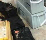 We buy dead or used inverter battery