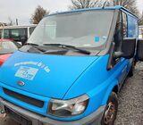 Bus/Van Hire Service