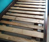 Used bed frame