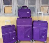 Purple Leader Polo Traveling Luggage