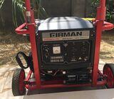 Fireman Petrol Generator Fairly Used Distress sale
