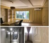FURNISHED OPEN PLAN OFFICE SPACE TO LET