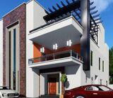 New 5bedroom detached duplex for sale in mabushi
