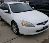 CLEAN HONDA ACCORD AVAILABLE FOR SALE